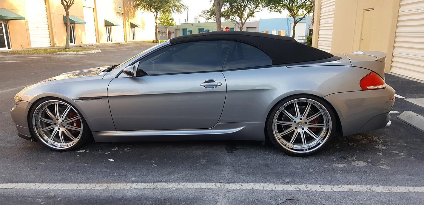 Rudys Autotek - BMW 6 Series