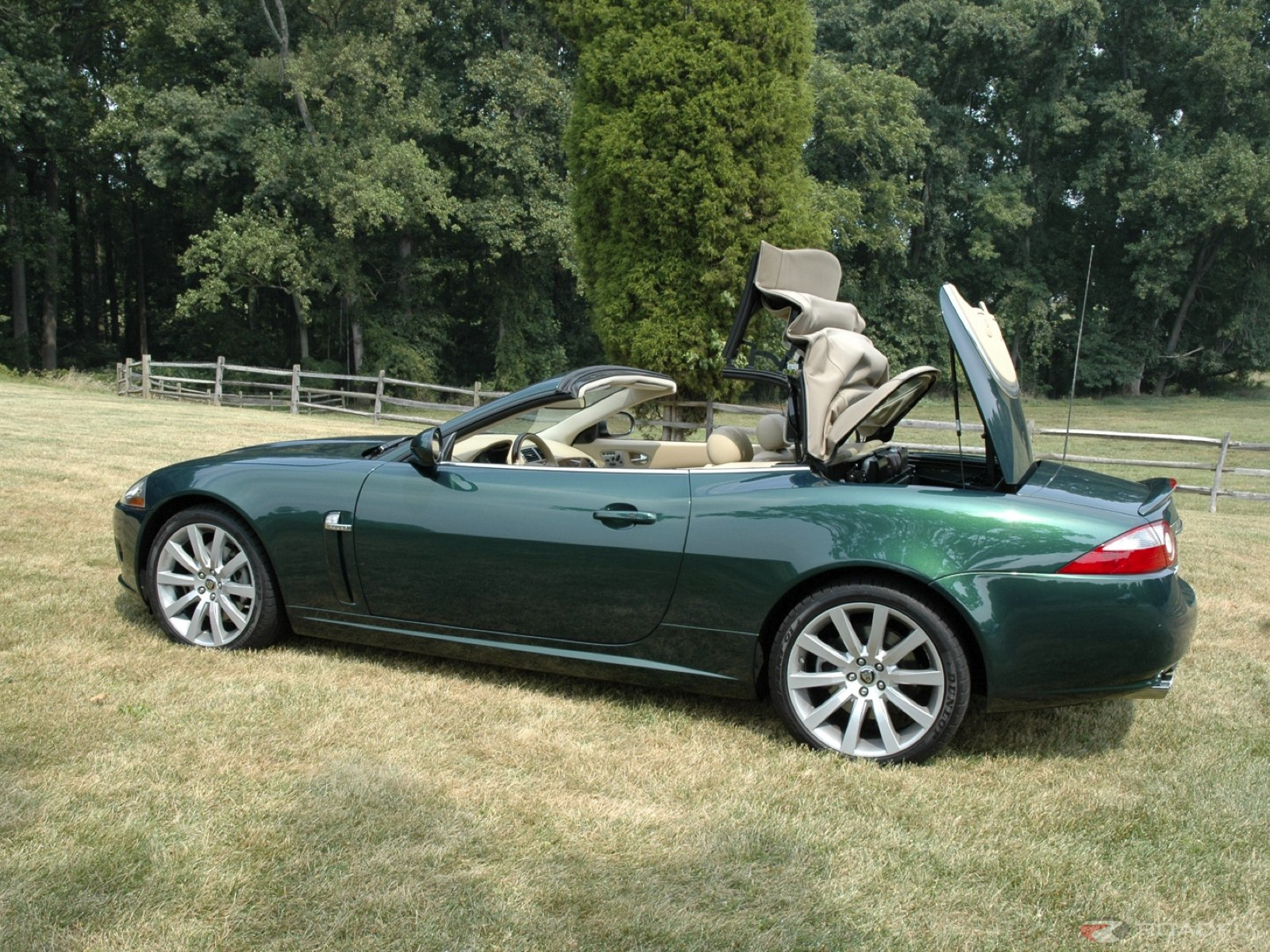 Rudys Autotek - Jaguar XK8 100 Soft Top