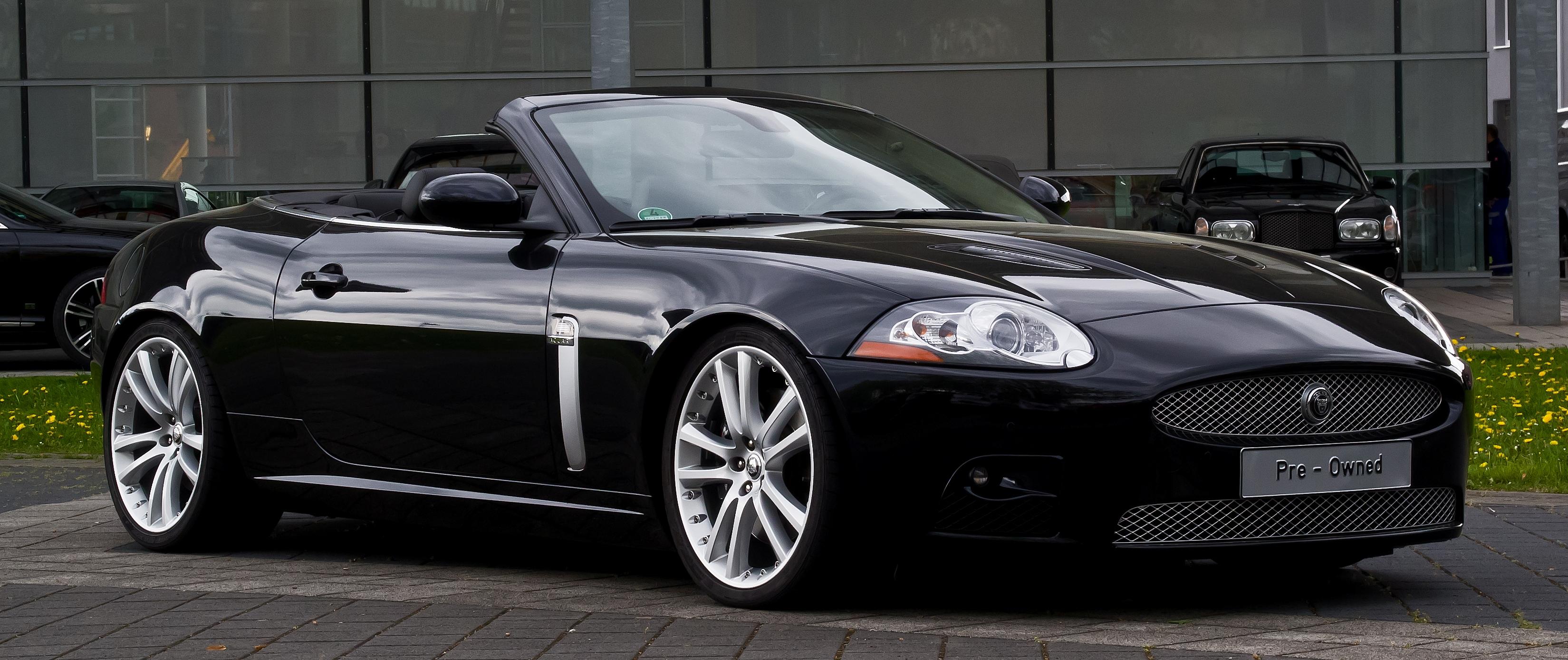 Rudys Autotek - Jaguar XKR Cabriolet